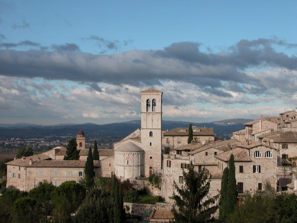 Italia Franciscana
