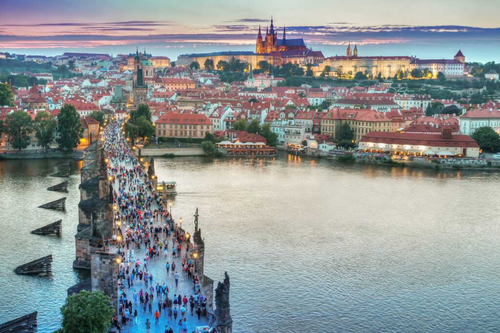 Praga después de la pandemia