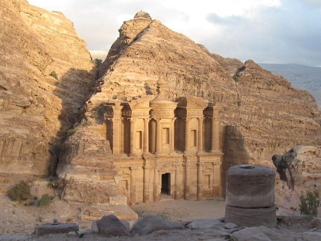 Tierra Santa y Jordania.  Petra
